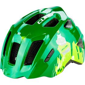 Cube Fink - Casco de bicicleta Niños - verde